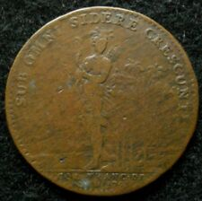 1751 Colonial Franco American Indian Coin Token Nice Betts 385