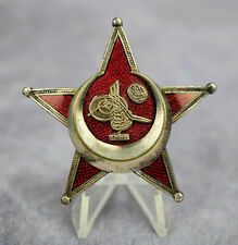 enamel iron cross pin medal badge WW1 German Gallipoli star WWII Ottoman Empire
