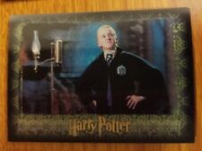 Artbox Harry Potter 3D  Series 1 #35 Draco smirking