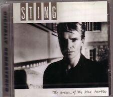 CD (NEU!) STING - Dream of the blue Turtles (dig.rem. If you love somebody mkmbh