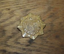 C1904 VINTAGE COMPANIONS FOREST OF AMERICA LAPEL BADGE FRATERNAL PIN WHITEHEAD