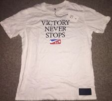 Nike Lab x Rt Ricardo Tisci Victory Never Stops Shirt Mens Size Large
