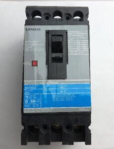 NEW Siemens ED43B050 Molded Case Circuit Breaker 50A 480V 3 Pole in BOX