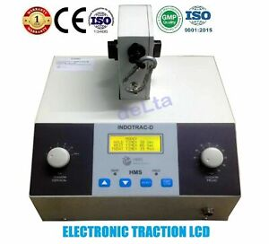 Advance Lumbar & Cervical Traction Physiotherapy Unit Electronic head Traction