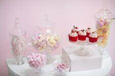 GLASSWARE HIRE SOUTH EAST, DIY SWEET BUFFET, WEDDINGS, PARTIES, VINTAGE THEME