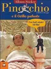 Pinocchio e il grillo parlante. Con immagini del film di Roberto Begnini