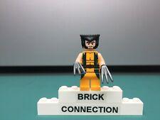LEGO Marvel Super Heroes Wolverine minifigure