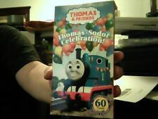 Thomas the Tank Engine & Friends VHS 2004 Sodor Celebration! VHS Tape Train