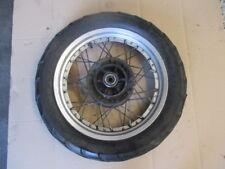 Roue arrière avec pneu en bon état pour Honda 600 XLL - XLM - XLLM - PD04