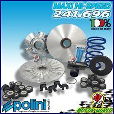 KIT VARIATORE POLINI hi speed EVO 3 III YAMAHA T-MAX TMAX 500 ANNO 2001-2012