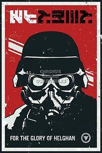 RGC Huge Poster - Killzone 3 Helghast Glory PS3 - KIL010