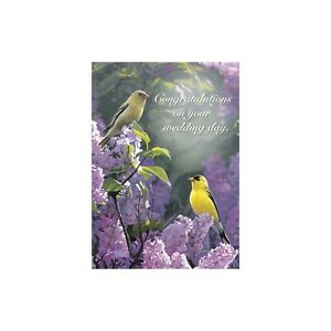Garden Gold Anniversary Greeting Card & Envelope by Tree Free