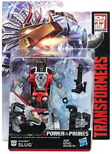 Transformers Power of the Primes Deluxe Dinobot Slug Action Figure