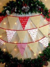 Guirlandes et bannières de fête sans marque pour la maison Noël