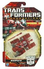 TF GEN. WARPATH DELUXE CLASS HASBRO TRANSFORMERS  A-12425  0653569590095