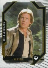 Star Wars Masterwork 2017 Rainbow [249] Hall Of Heroes Chase Card HH-5
