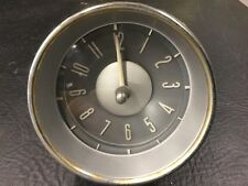 VW AirCooled Type III 6 Volt Clock Rebuildable Core   Dated 10-65