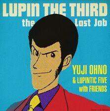 YUJI OHNO & LUPINTIC FIVE-LUPIN THE THIRD -THE LAST JOB-JAPAN CD G50