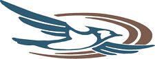 Jayco Decal Vinyl Rv Trailer  Decal Graphic Sticker Logo Blue/ Tan Alt VERSION