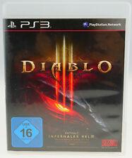 Diablo III 3 | Sony Playstation 3 PS3 | komplett in OVP | sehr gut