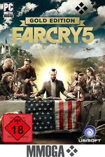 Far Cry 5 Gold Edition - Uplay Digital Download Key - PC Ubisoft  - Nur für EU