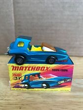 Vintage Lesney Matchbox  Soopa Coopa ~ #37