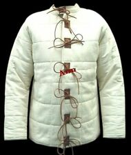 Medieval Gambeson Reenactment Theater White Color Nice Style