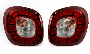 Smart Fortwo Forfour 453 W453 Rear Tail Lights Set LED Also Brabus
