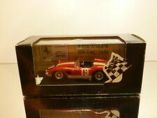 ART MODEL FERRARI 500 TRC 1956 - 70 years NURBURGRING 1:43 - EXCELLENT IN BOX
