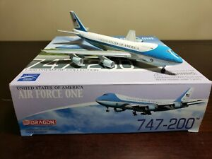 Blemished Dragon Wings 1/400 VC-25A Air Force One Diecast- READ DESCRIPTION