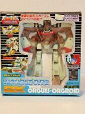 80s Takatoku Drifand Orguss Orgroid 1/62 Variable Type DX Figure Popy Macross