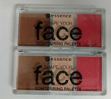 essence Shape Your Face Contouring Palette #20 Ready Set Pink