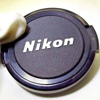 Nikon 52mm Front Lens Cap  Japan for 28mm f2.8 24mm Ai Ai-s Nikkor Genuine  OEM