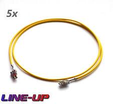5 Reparatur Einzelleitung Kabel Pin Kontakt Sicherung wie 000979135E Audi VW BMW