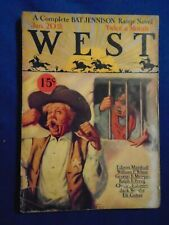 West 2 Issue Lot 1927