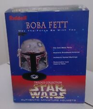 Star Wars Riddell Boba Fett Mini Helmet **BNIB** LAST ONE