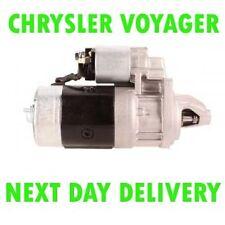 Chrysler voyager mk2 tacuma mk2 2.5 MPV 1992 1993 - 2001 starter motor