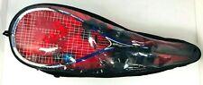 "New listing Wilson Hyper Titanium X-Five Squash Racket 27"" w/ bag eye protection &  balls"