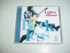Luther Allison – Reckless CD Alligator Records – ALCD 4849 BLUES