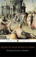 Introductory Lectures on Aesthetics [Penguin Classics]