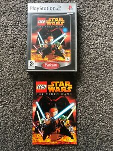 LEGO STAR WARS THE VIDEOGAME - PS2