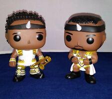 Funko Pop! Wwe Big E and Xavier Woods New Day Rocks