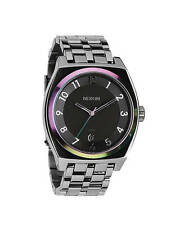 Nixon Monopoly SS Gunmetal Multi Watch Mens Womens nx16