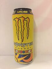 Monster Energy The Doctor Italian Import. 1 Full Single Can Lot. Slightly Dented
