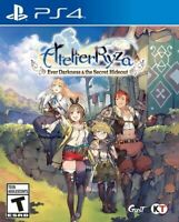 Atelier Ryza: Ever Darkness & The Secret Hideout for PlayStation 4 [New Video Ga