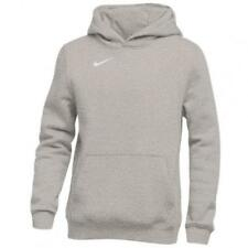 Nike Boys Club Pullover Training Hoody - Grey - Size Small - New With Tags