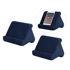 2Pieces Multi-Angle Tablet Reading Pillow Rest Stand Smartphone Rest Cushion