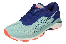 Asics Gt-2000 6 Womens Running Trainers T855N Sneakers Shoes 1414