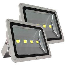 2Pcs 200W Led Spot Light Floodlights Lamp110V/220V Waterproof Outdoor Cool White