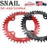 30-42t 104bcd Narrow Wide Single MTB Road BMX Bike Bicycle Crankset Chainring